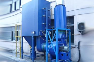 中/小型工业集尘器安装
