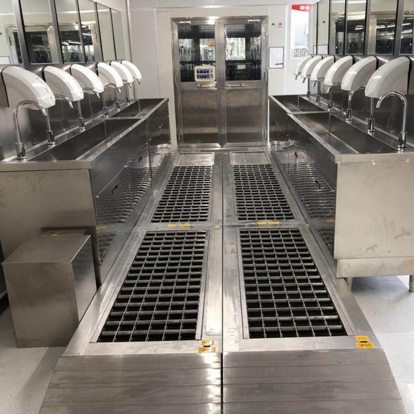食品行业鞋底清洁机