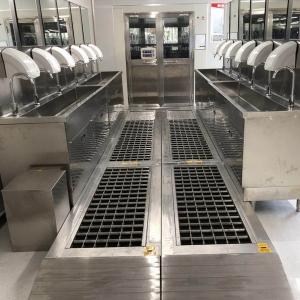 河南食品行业鞋底清洁机