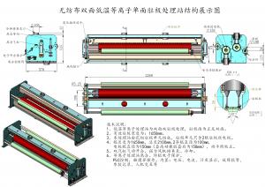 鹰潭脉冲等离子体放电法驻极处理系统设备